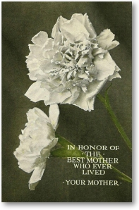 Mother's Day Card (1915)