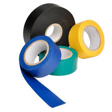 Meeting exercise with tape