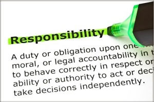 Responsibility, Characteristic of Leadership
